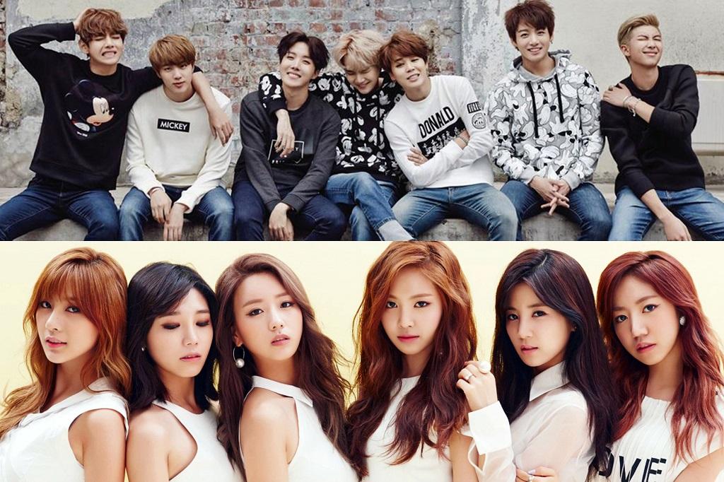 BTS Apink Top Brand Reputation Rankings Of Idol Groups In