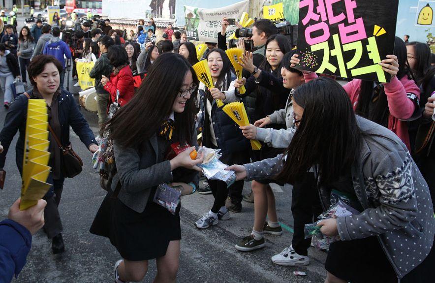 siswa korea selatan anak rantau