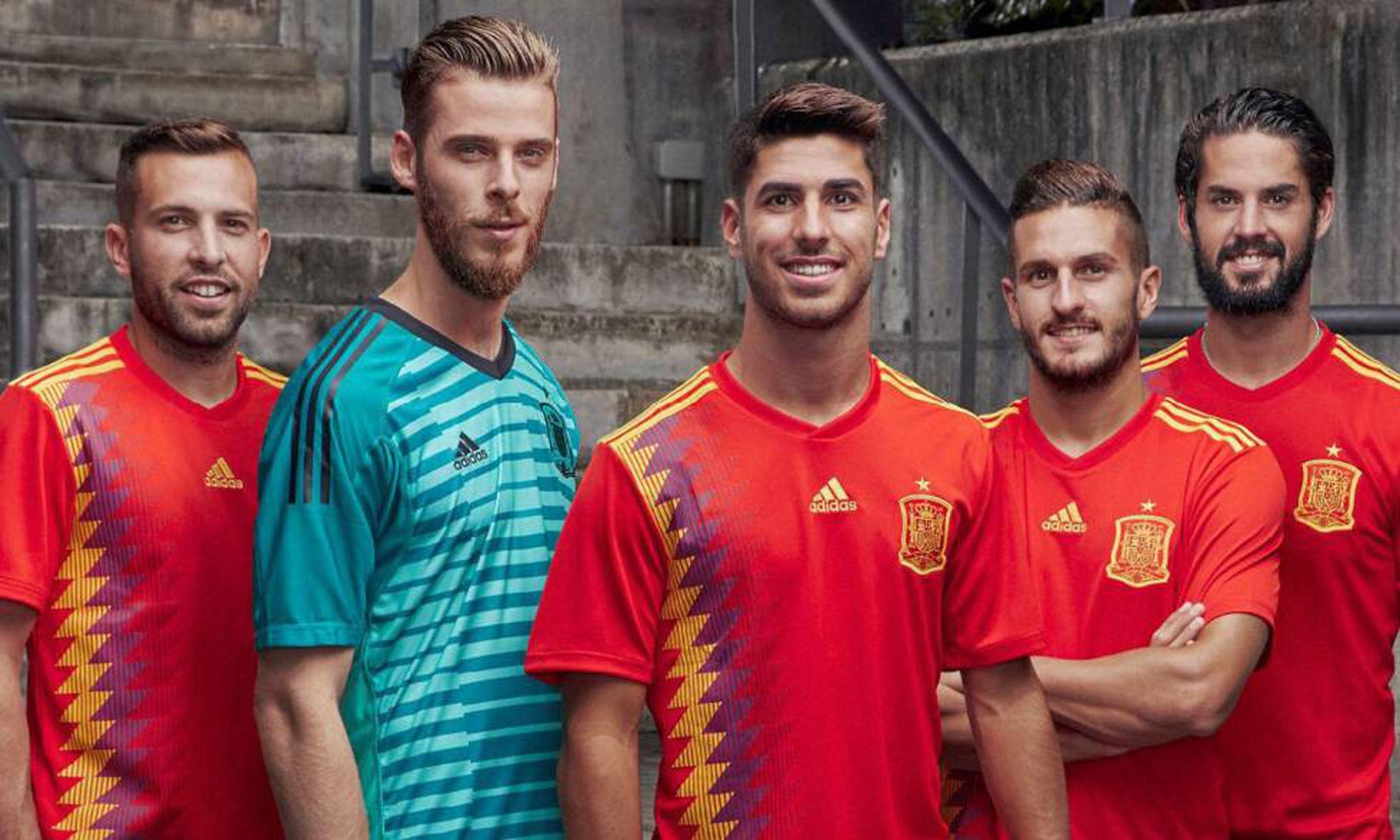 Spain predicted lineup vs Sweden features David de Gea and Alba.