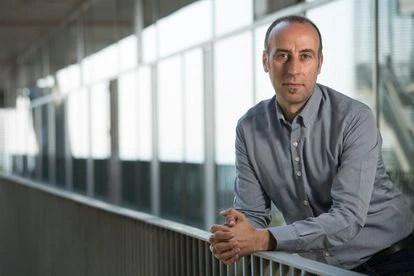 Investigador David Comas.