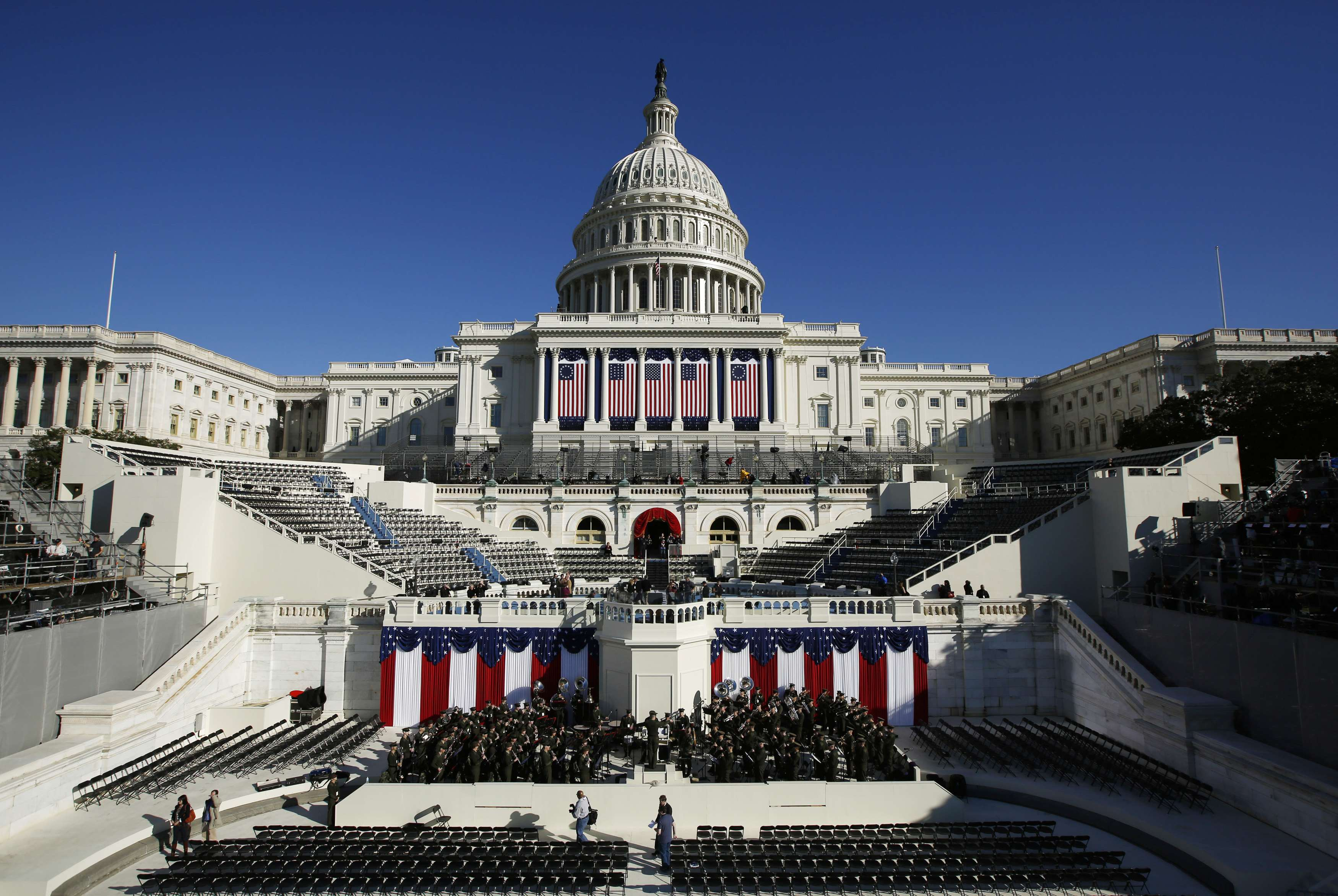 Image result for inauguration day eve