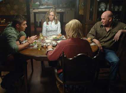 Supernatural, Jensen Ackles, Amy Gumenick, Mitch Pileggi, Allison Hossak