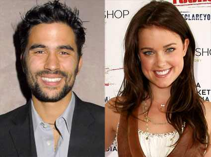 Ignacio Serricchio, Ashley Newbrough