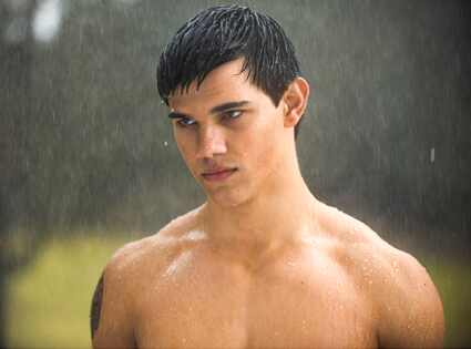 Taylor Lautner, New Moon
