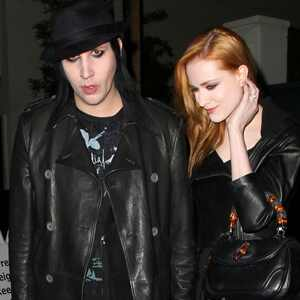 Marilyn Manson, Evan Rachel Wood