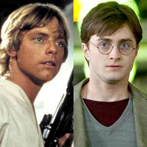 Star Wars, Harry Potter