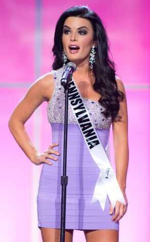 Miss Pennslyvania Sheena Monnin