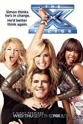 The X Factor, Embargoed for online until 3pm