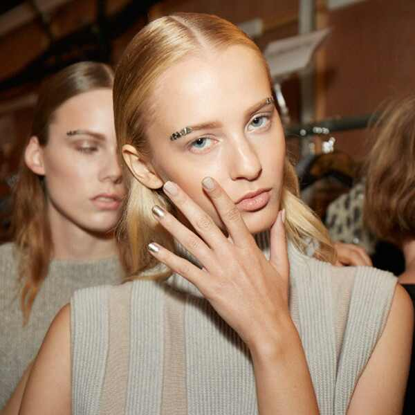 Sally La Pointe, NYFW, Beauty, Nails