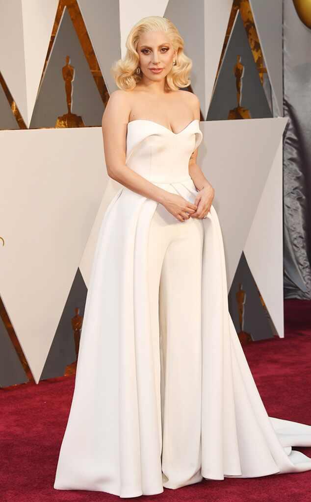 Oscars 2016: Red Carpet Arrivals Lady Gaga, 2016 Oscars, Academy Awards, Arrivals