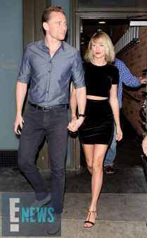 Taylor Swift e Tom Hiddleston