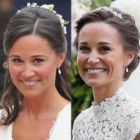 Pippa Middleton's Wedding Dress and Whole Outfit Details ...