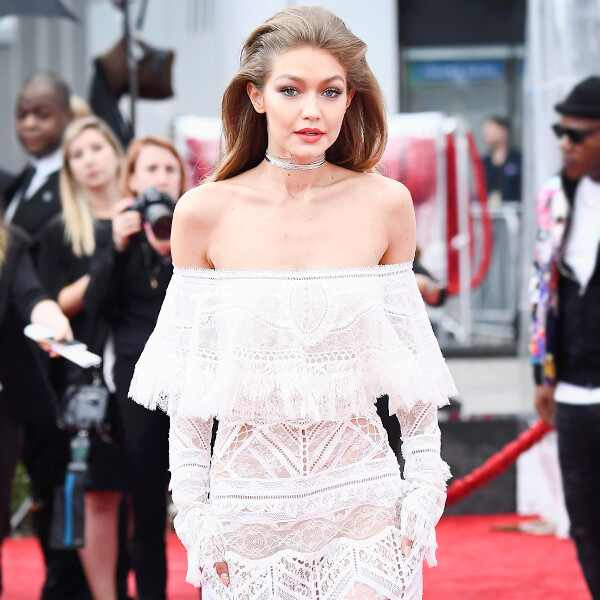 ESC: Gigi Hadid, AMAs, 2016 American Music Awards, Best Dresses