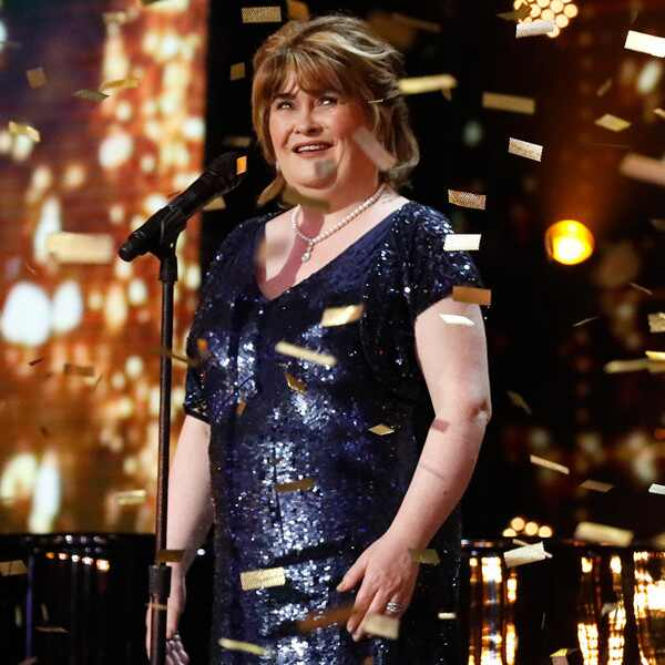 Susan Boyle, America's Got Talent: The Champions