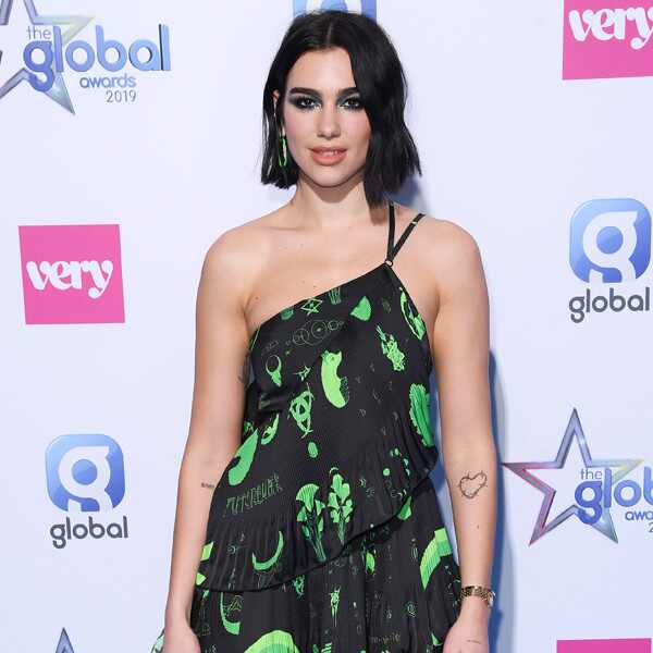 Dua Lipa, The Global Awards 2019