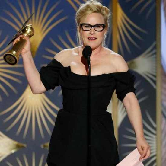 Patricia Arquette, 2019 Golden Globes, Golden Globe Awards, Winners