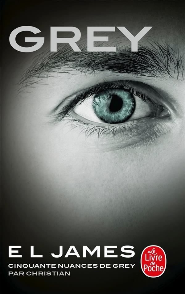 Cinquante Nuances De Grey 4 : cinquante, nuances, Cinquante, Nuances, Christian, James, Librairie, Generale, Francaise, Poche, Librairies