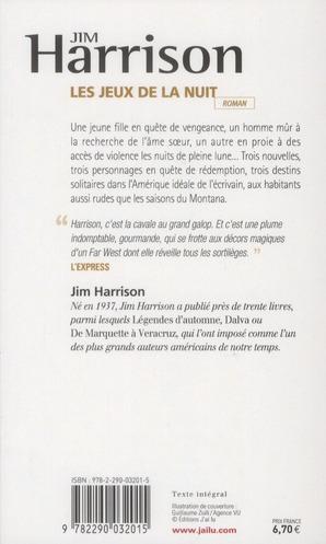 Vengeance Fille De La Nuit : vengeance, fille, Harrison, Poche, Librairie, Gallimard, PARIS
