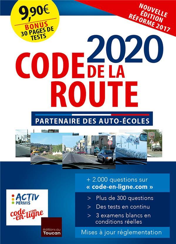 Livret Code De La Route : livret, route, Route, (édition, 2020), Permis, Activ, Toucan, Grand, Format, KITAB, TUNIS, COLISEE