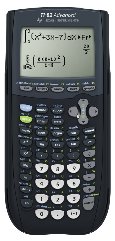 Ti 82 Advanced Mode Examen : advanced, examen, Calculatrice, Graphique, Examen, TI-82, Advanced, TEXAS, INSTRUMENTS, Maison, Presse, Gabon, Libreville
