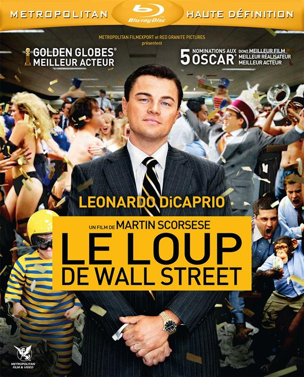 Le Loup De Wall Street Gratuit : street, gratuit, Street, Scorsese, Martin, Metropolitan, Vidéo, Blu-ray, Potemkine, PARIS