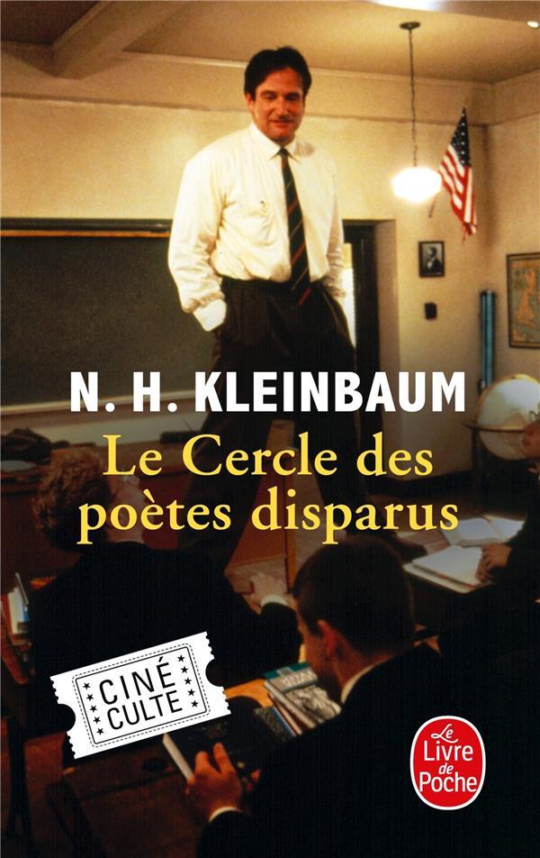 Le Cercle Des Poete Disparu : cercle, poete, disparu, Cercle, Poetes, Disparus, Kleinbaum-N.H, Librairie, Generale, Francaise, Poche, Gallimard, PARIS
