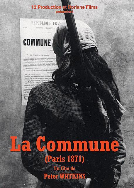 La Commune De Paris Documentaire : commune, paris, documentaire, Commune, (Paris, 1871), Peter, Watkins, Doriane, Films, Potemkine, PARIS