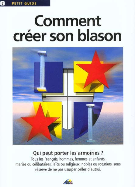 Créer Son Blason En Ligne : créer, blason, ligne, Comment, Créer, Blason, Collectif, Aedis, Grand, Format, Sauramps