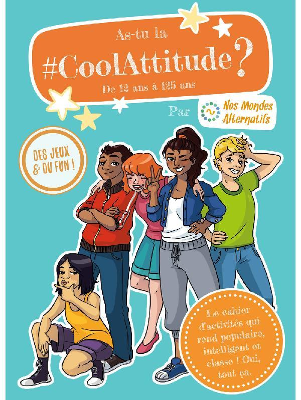 #coolattitude ; cahier d\