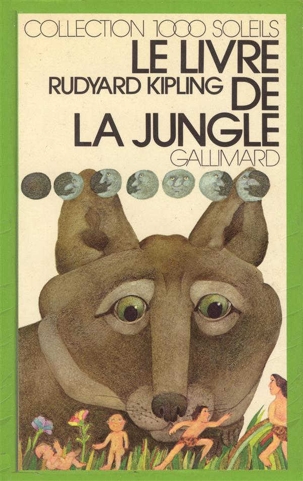 Le Livre De La Jungle Résumé : livre, jungle, résumé, Livre, Jungle, Rudyard, Kipling, Gallimard-jeunesse, Grand, Format, L'Alinéa, MARTIGUES