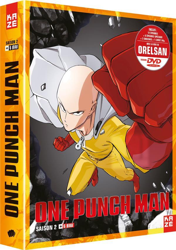 One Punch Man Saison 1 : punch, saison, Punch, Shingo, Natsume, Kazé, Animation, Forum, Saint-Etienne, ETIENNE