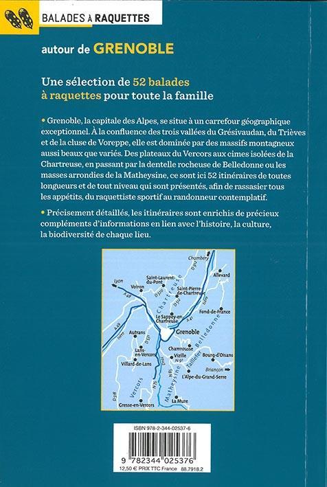 52 Balades En Famille Autour De Grenoble : balades, famille, autour, grenoble, Balades, Raquettes, Autour, Grenoble, Julien, Schmitz, Glenat, Grand, Format, Livre, NANCY