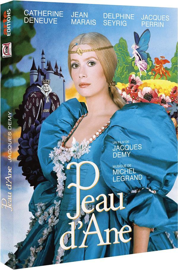 Peau D'ane Film Telecharger Gratuitement : d'ane, telecharger, gratuitement, D'Âne, Jacques, ÉDITIONS, Potemkine, PARIS