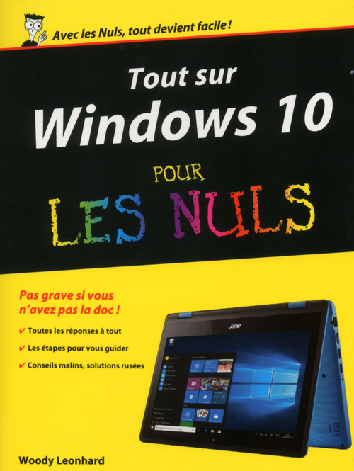 Windows 10 Pour Les Nuls : windows, Windows, Woody, Leonhard, First, Interactive, Ebook, (ePub), Cyclades, CLOUD