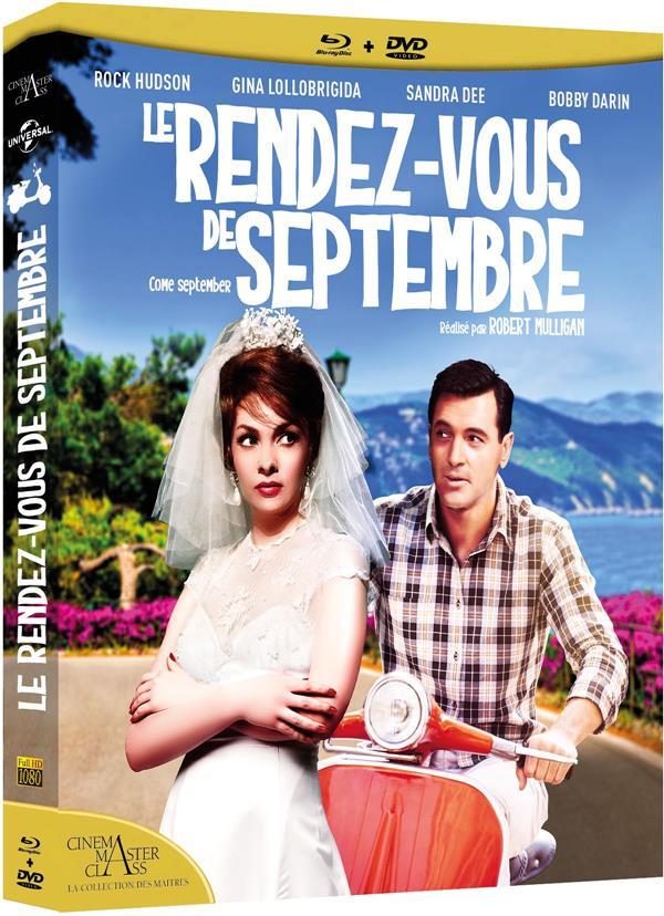 Le Rendez-vous De Septembre : rendez-vous, septembre, Rendez-vous, Septembre, Robert, Mulligan, Elephant, Films, Blu-ray, Potemkine, PARIS