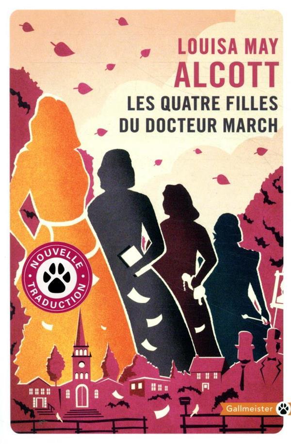 Les 4 Filles Du Docteur March Livre : filles, docteur, march, livre, Quatre, Filles, Docteur, March, Louisa, Alcott, Librairie, Ombres, Blanches