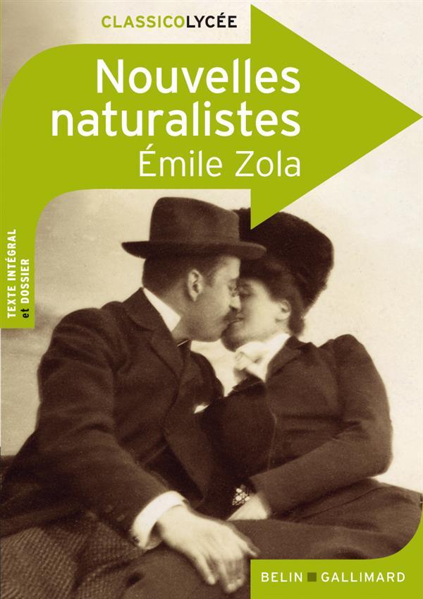 Un Mariage D Amour Zola : mariage, amour, Nouvelles, Naturalistes, Emile, Zola,, Laure, Mangin, Belin, Education, Poche, Place, Libraires