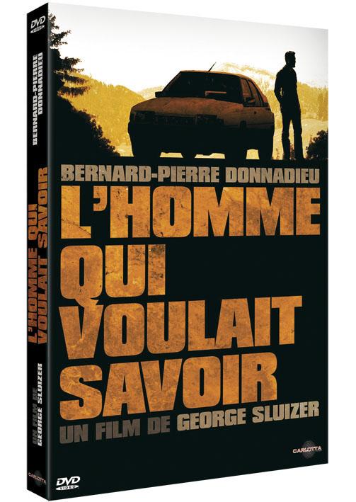 L Homme Qui Voulait Savoir : homme, voulait, savoir, L'Homme, Voulait, Savoir, George, Sluizer, Carlotta, Films, Potemkine, PARIS