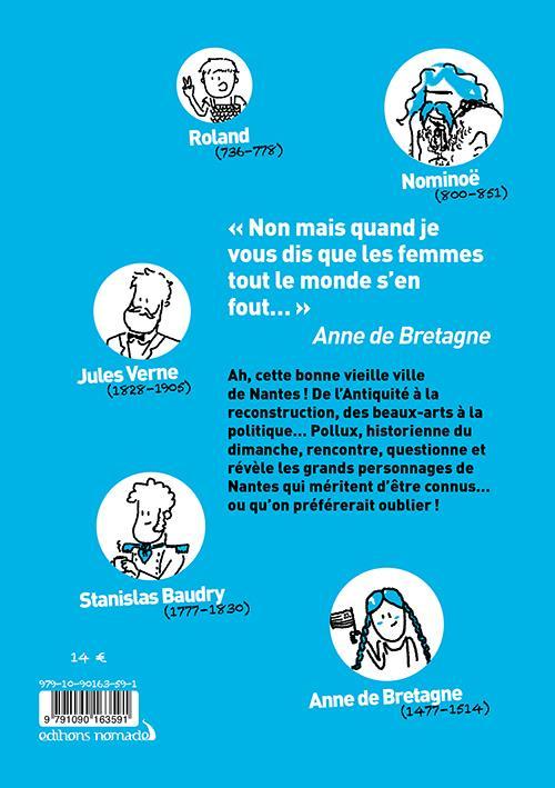 Et Tout Le Monde S'en Fout Livre : monde, livre, Nantes, Pollux, Editions, Nomades, Grand, Format, Livre, NANCY