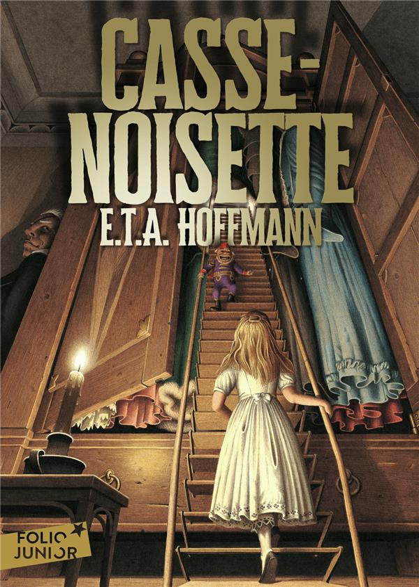 Casse Noisette Et Le Roi Des Souris : casse, noisette, souris, Casse-Noisette, Ernst, Theodor, Amadeus, Hoffmann, Gallimard-jeunesse, Poche, Livre, NANCY