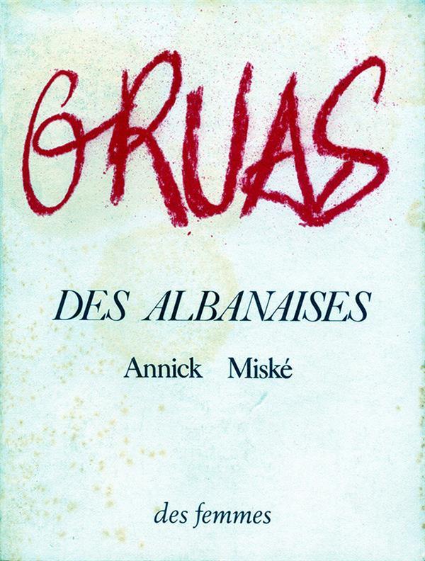 Comment Sont Les Femmes Albanaises : comment, femmes, albanaises, Albanaises, Annick, Miské, Femmes, Poche, Librairie, PARIS