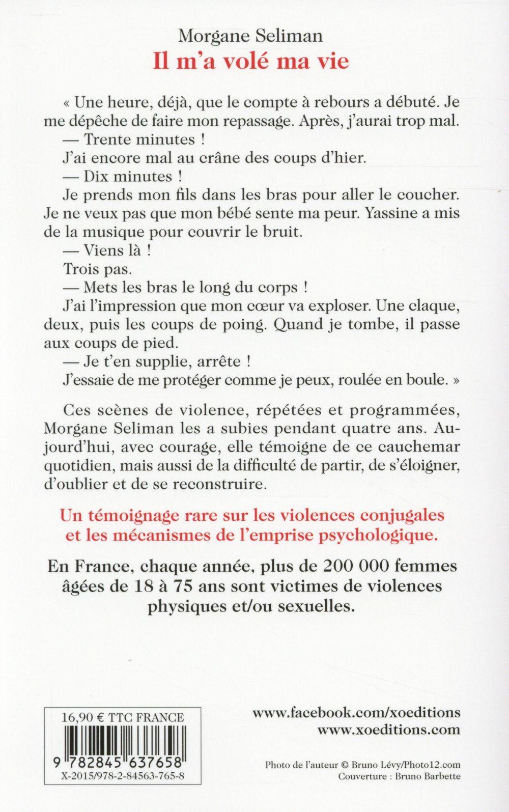 On M'a Volé Ma Vie : volé, Volé, Morgane, Seliman, Grand, Format, Livre, NANCY