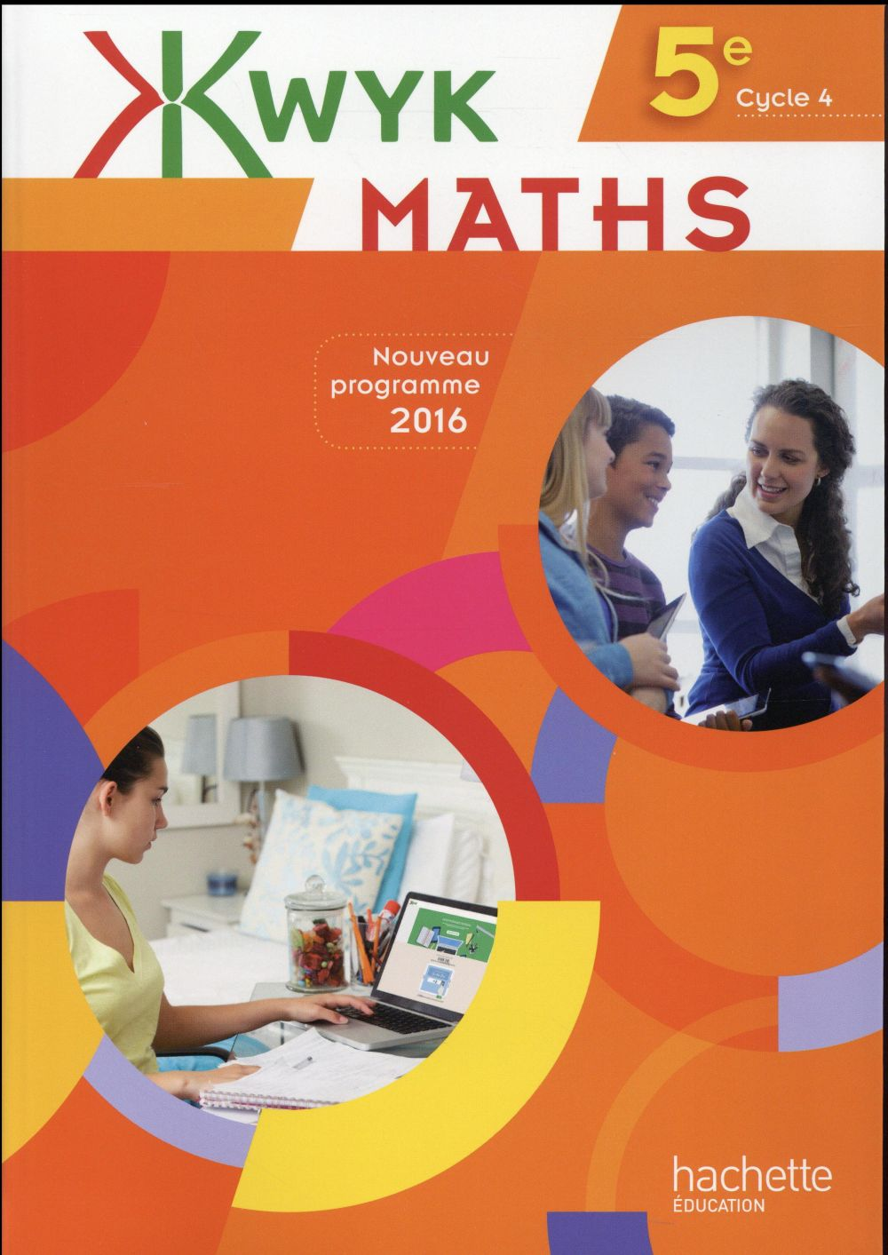 Le Livre Scolaire 5e Maths : livre, scolaire, maths, Maths, 5ème, Livre, L'élève, (édition, 2016), Collectif, Hachette, Education, Grand, Format, Paroles, MANDE