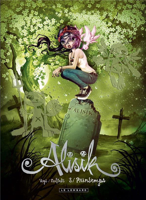 Alisik t.3 ; printemps