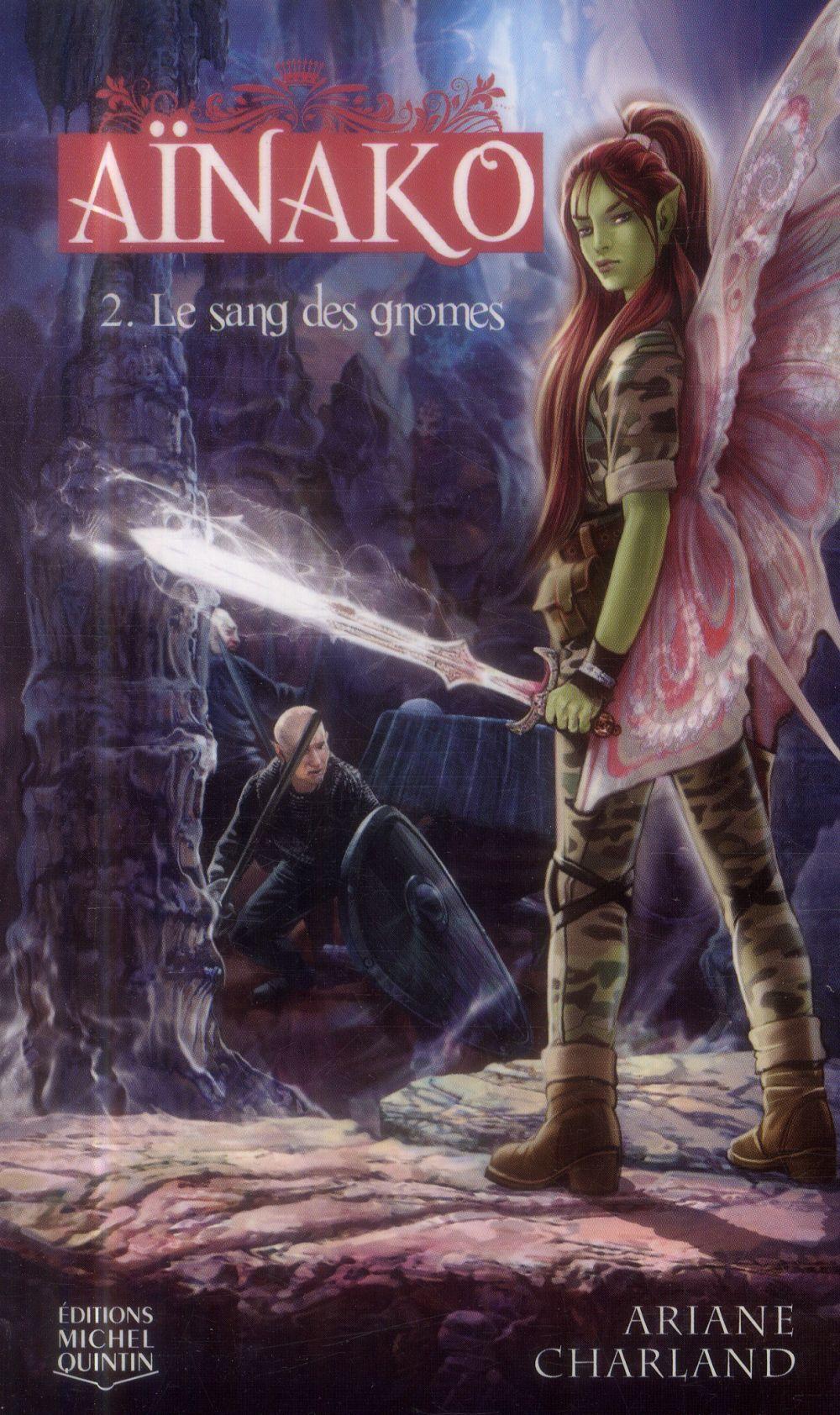 Ainako t.2 ; le sang des gnomes