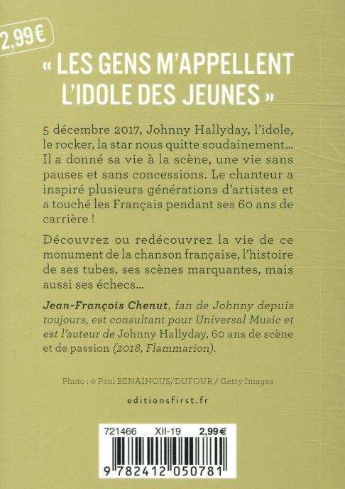 Les Gens M Appellent L Idole Des Jeunes : appellent, idole, jeunes, Johnny, Jean-François, Chenut, First, Poche, Librerit, Carouge