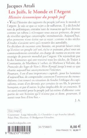 Les Juifs Et L Argent : juifs, argent, Juifs,, Monde, L'argent, Jacques, Attali, Librairie, Generale, Francaise, Poche