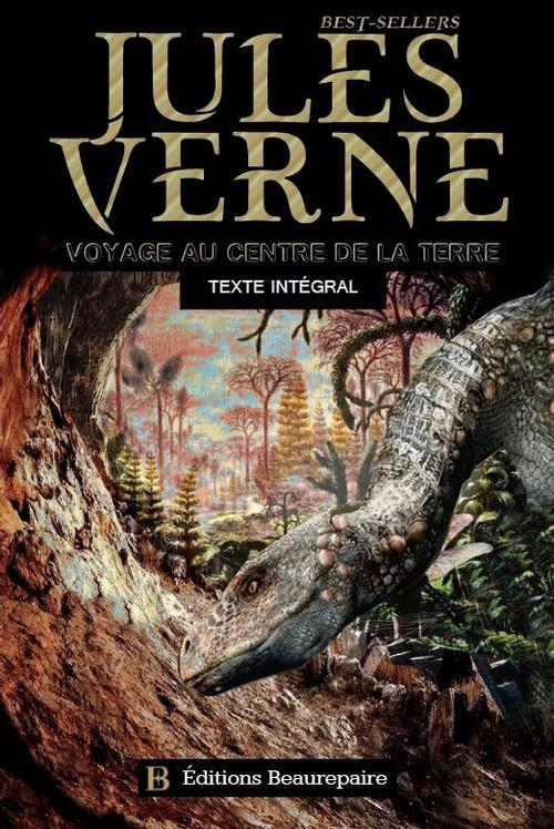 Voyage Au Centre De La Terre Jules Verne : voyage, centre, terre, jules, verne, Voyage, Centre, Terre, Jules, Verne, Beaurepaire, Grand, Format, Albertine, New-York