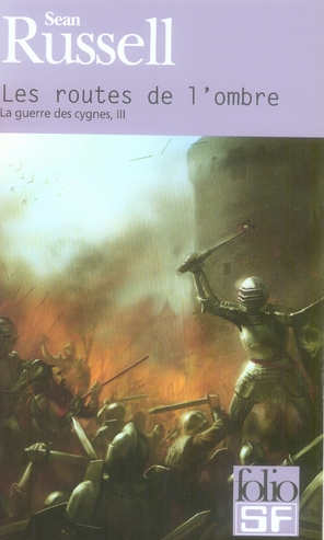 L'ombre De La Guerre 3 : l'ombre, guerre, Guerre, Cygnes, Routes, L'ombre, Russell, Gallimard, Grand, Format, Livre, NANCY