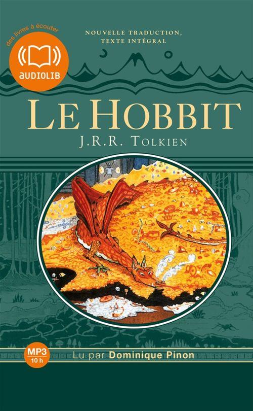 Le Seigneur Des Anneaux Livre Audio : seigneur, anneaux, livre, audio, Hobbit, J.R.R., Tolkien, Audiolib, Livre-audio, (mp3), Livre, NANCY